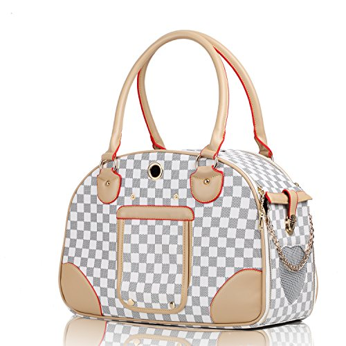 Pet Carrier Puppy Cat Dog Yorkie Chihuahua Bunny Tote Travel Bag Purse