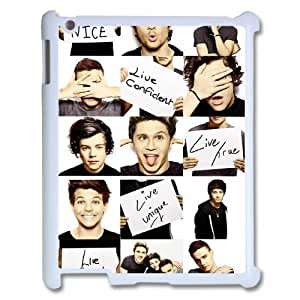 zZzZzZ One Direction Shell Phone For IPad 2,3,4 Cell Phone Case