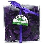 CO-RODE Wedding Decoration Silk Rose Petals Artificial Flower Pack of 4000 Lavender