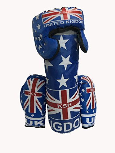 Osci Enterprises British American Style Kids Medium Boxing Kit