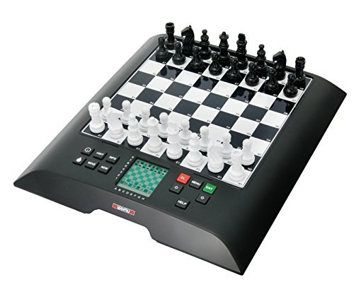 Millennium ChessGenius, Model M810 - Grandmaster Electronic Chess Computer by Millennium