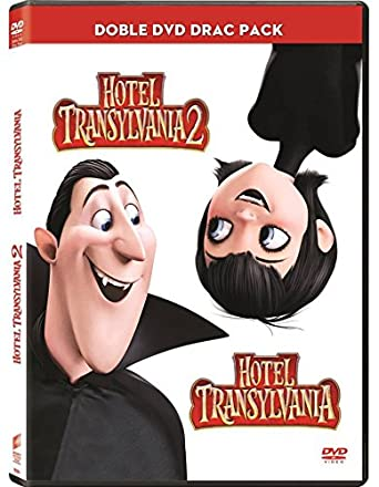 Hotel Transylvania 1+2 [DVD]: Amazon.es: Adam Sandler, Andy ...