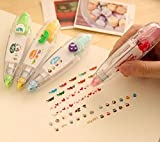 Cute Office Supplies Best Deals - Schoolsupplies 2pcs Korea Stationery Cute Novelty Decorative Correction Tape Correction Fluid School & Office Supply
