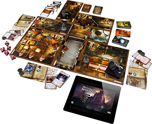 2nd Edition Mansions of Madness Board Game