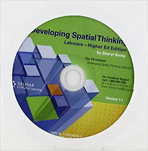 Amazon com: Developing Spatial Thinking Labware on CD