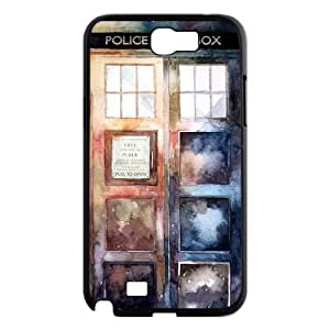 Doctor Who The Unique Printing Art Custom Phone For Case Samsung Galaxy Note 2 N7100 Cover ,diy ygtg-313364