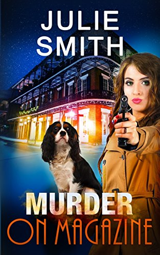 Murder On Magazine: A Skip Langdon Mystery (Skip Langdon Mystery Series) - Detective Magazine Covers