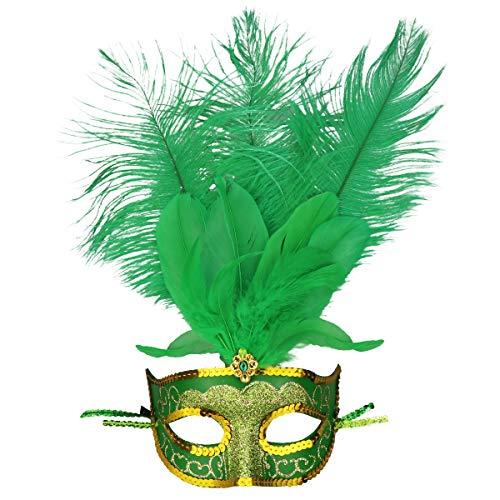 Masquerade Mask Halloween Ball Mask Christmas Costume Party