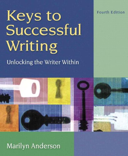 Keys to Successful Writing (with Readings) (with MyWritingLab Student Access Code Card) (4th Edition)