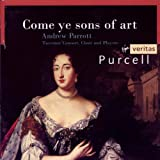 Purcell - Come ye sons of art / van Evera · T. Wilson · C. Daniels · Ainsley · D. Thomas · Taverner Choir and Players · Parrott