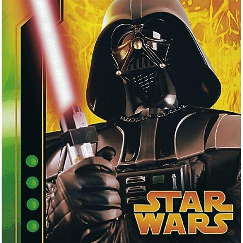 Star Wars Episode III Luncheon Napkins, 16ct]()