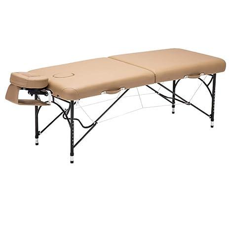 Cama de masaje portátil ajustable Mesa de masaje plegable ...