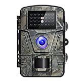 Victure Trail Game Camera Night Vision Motion Activated Hunting Cam 12MP 1080P 2.4″ LCD Waterproof Wildlife Camera for Outdoor Surveillance Review
