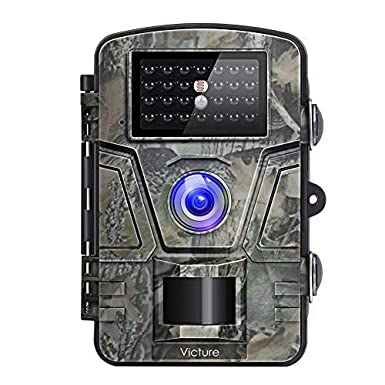 a190c245e057c Victure Wildlife Camera 1080P 12MP Trail Game Camera Motion ...