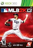 MLB 2K13 delivers hours of baseball action for any level of sports fan or gamer.  Master our signature right analog pitching controls to achieve perfection on the mound, enjoy the authentic baseball environment of MLB Today featuring real lif...