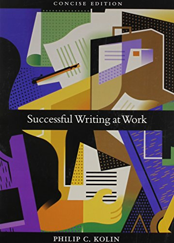 Successful Writing at Work Concise + Eduspace One Semester