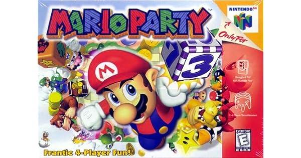 Amazon com: Mario Party: Video Games