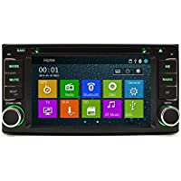 OTTONAVI Toyota FJ Cruiser 2007-2011 In Dash Double Din Touch Screen GPS iPod DVD Navigation Radio