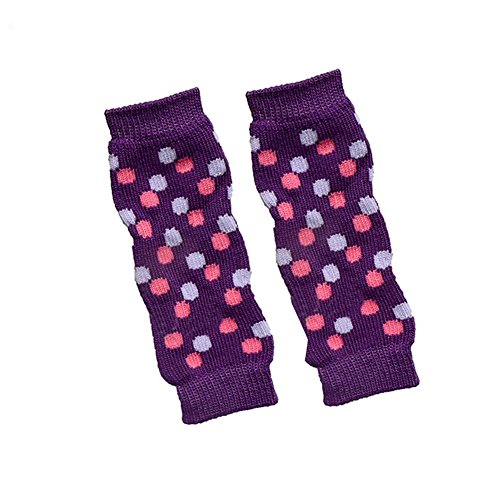 SuBoZhuLiuJ 4Pcs/Set Dog Leg Socks Anti-slip Leg Warmers Protector,Leg Brace Wraps with Protects Wounds Brace Helps Arthritis Pet Supplies with Zebra Leopard Dots