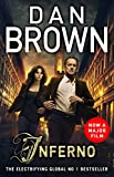 Inferno by Dan Brown front cover
