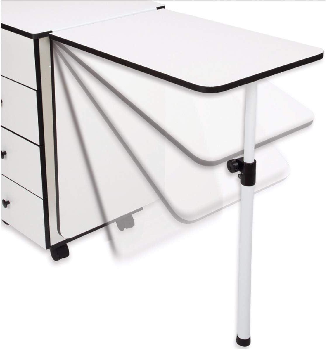 Sullivans 38438 FOB: MI Wing Table Extender, White