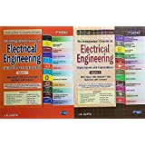An Integrated Course in Electrical Engineering: Volume 1 & 2 (Fully Solved with Explanations) - Set of 2 Books