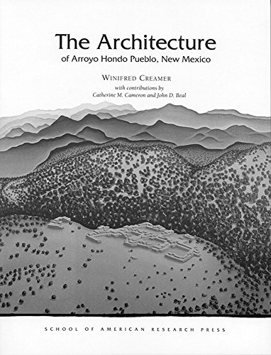 Architecture of Arroyo Hondo Pueblo, New Mexico (Arroyo Hondo Archaeological Series)