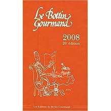 BOTTIN GOURMAND 2008 26ÈME ÉDITION