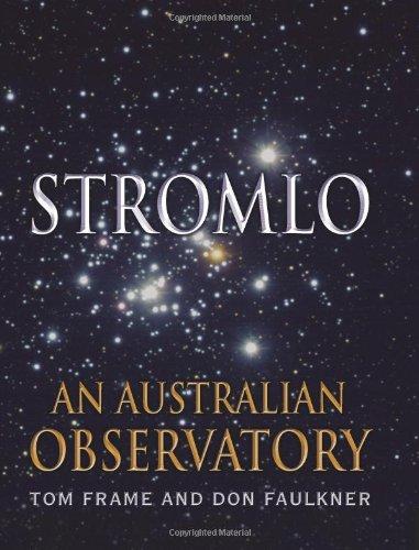 Stromlo : an Australian observatory