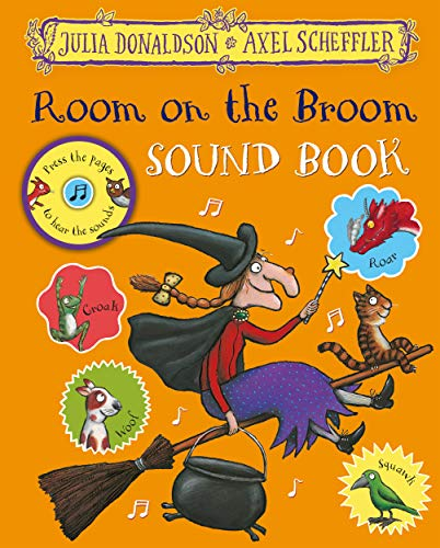 (Room on the Broom Sound Book)