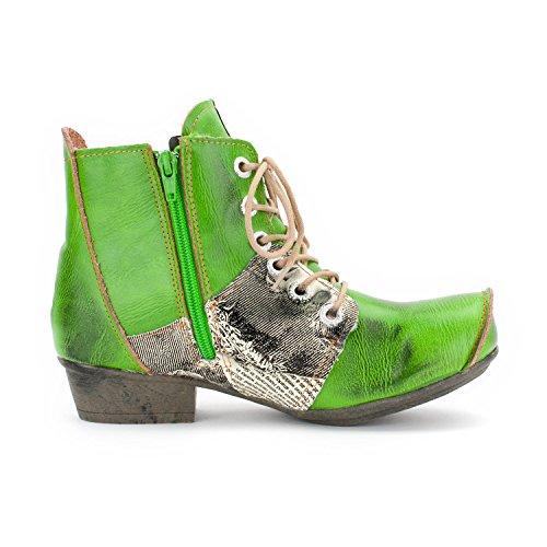 TMA - botas clásicas Mujer Verde claro