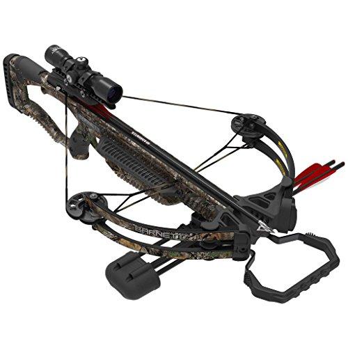 Barnett 78128 Whitetail Hunter II 350 FPS Crossbow, Realt...