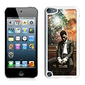 iPod Touch 5 Kid Cudi White Cellphone Case Fashion and Nice Design