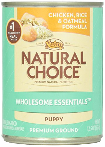 Natural Choice Puppy Chicken & Rice Oatmeal, 12.5 oz