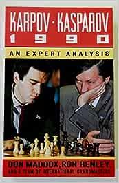 Karpov-Kasparov, 1990: Amazon.es: Maddox, Don, Henley, Ron ...