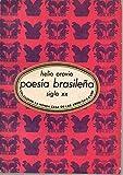 img - for Poesia Brasilena Siglo XX book / textbook / text book