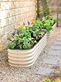 Gardener's Supply Company 4-in-1 Modular Raised Bed