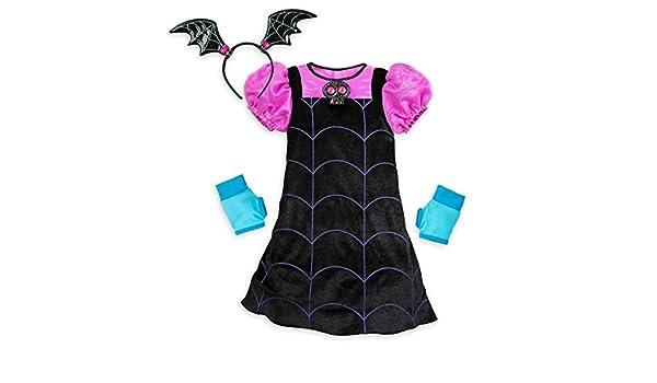 Disney Disfraz de Vampirina, niños, tamaño 4 años: Amazon.es: Ropa ...