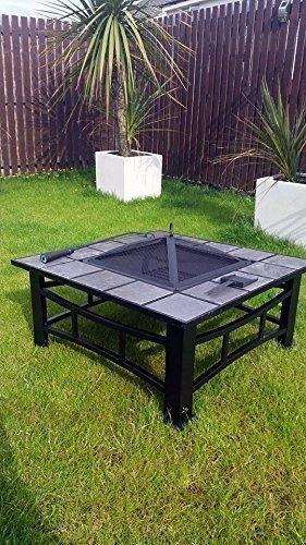 100 chauffage terrasse le brasero de brasero mexicain un barbecue chemin e d. Black Bedroom Furniture Sets. Home Design Ideas
