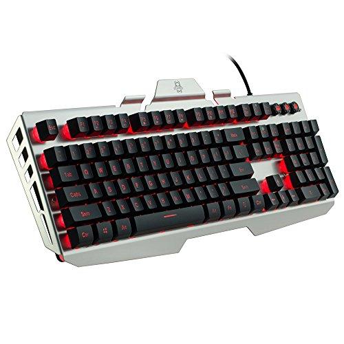 cliptec-7-led-color-illuminated-backlight-backlit-multimedia-usb-wired-gaming-keyboard-aluminum-base