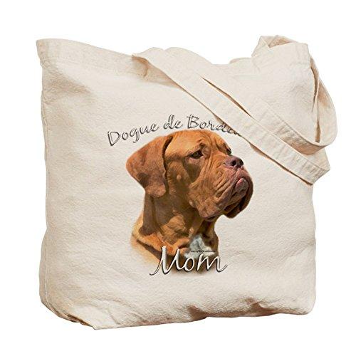 CafePress–Dogue Mom2–Gamuza de bolsa de lona bolsa, bolsa de la compra Small caqui