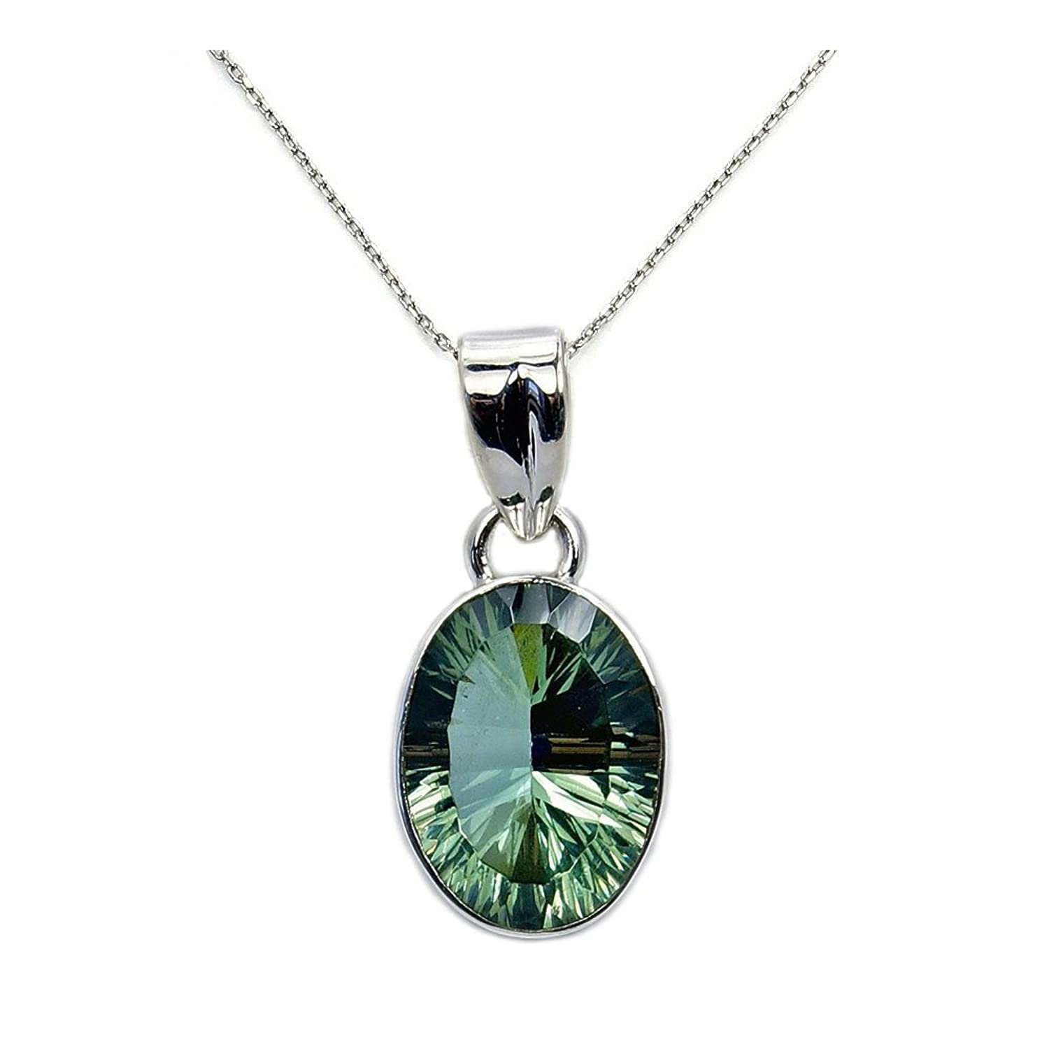 Alexandrite Pendant Necklace