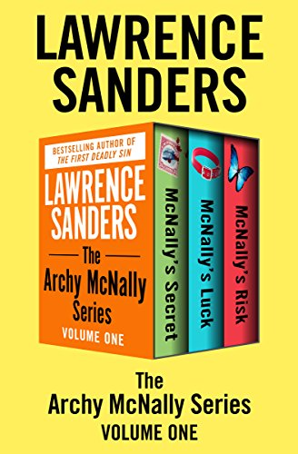 The Archy McNally Series Volume One: McNally's Secret, McNally's Luck, and McNally's Risk cover
