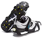 ICETRAX Pro Winter Ice Grips for Shoes and Boots
