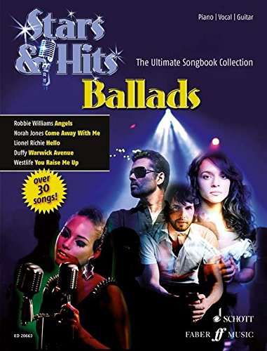 Ballads (StarS and Hits) The ultimate songbook collection --- PVG