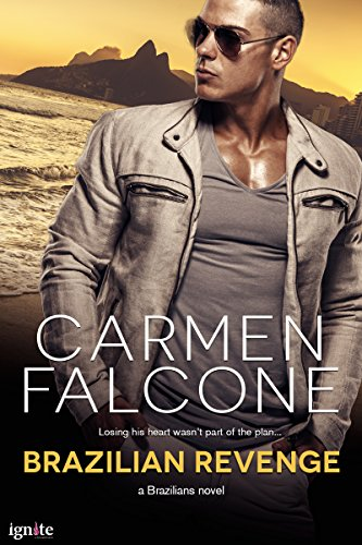Losing his heart wasn't part of the plan… Hopefully losing his shirt is.Brazilian Revenge by Carmen Falcone is featured in Kindle Cyber Week Deals!