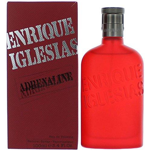 (Enrique Iglesias Adrenaline Eau De Toilette for men 3.4)
