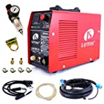 LOTOS LT3200 32 Amp Non Pilot Arc Plasma Cutter 1 4 Inch Clean Cut 220Volt Metal Cutter