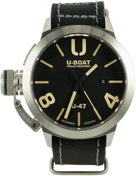Orologio italo fontana u-boat classico orologi uomo 8105