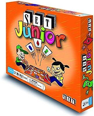 SET Enterprises Set Junior - Juego de mesa (contenido en inglés ...